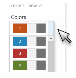 Predefined Color Palettes (*.spcolor) for SharePoint 2013